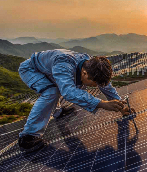Progettati in Cina nuovi pannelli solari alimentati a pioggia
